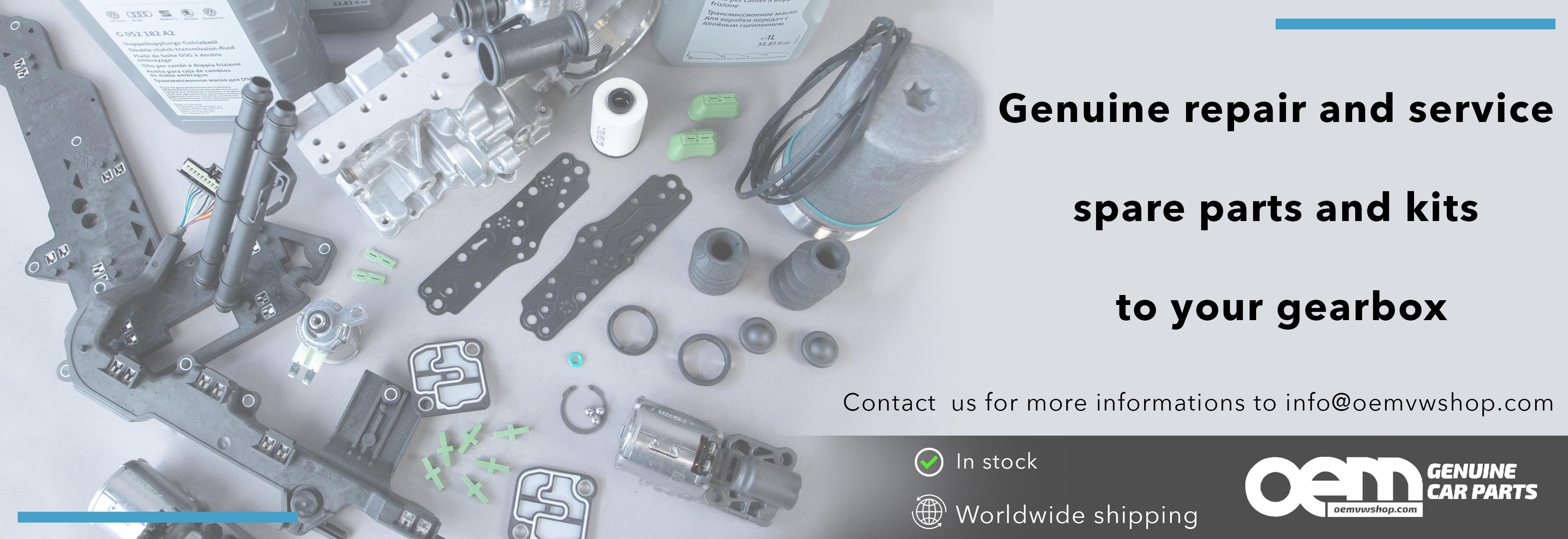 Genuine repair kits