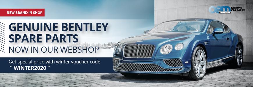 Bentley Spare Parts