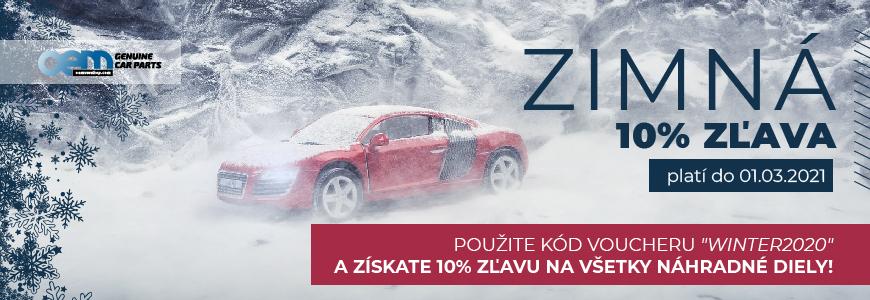 Winter discount code 2020