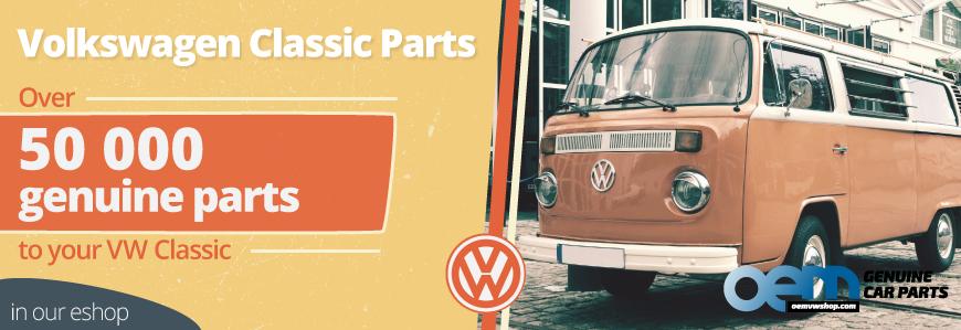 VW classic parts