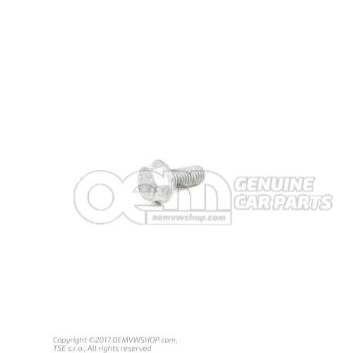 N  10653102 Винт с шестигранной головкой M8X20