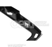 Cache aluminium brosse 3AA858069C PD4
