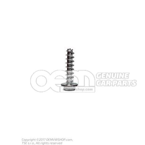 1 set securing bolts 8K0898540
