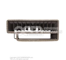 Intermediate plate for air distribution housing 8K1858431A