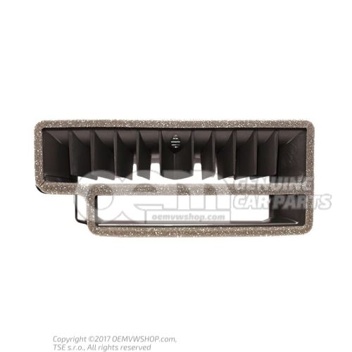 Medzikus pre teleso rozdeľovača vzduchu