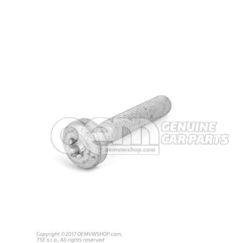 Socket head bolt with inner multipoint head (Kombi) 01V409135