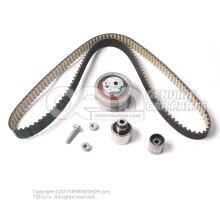 Repair kit for toothed belt with tensioning roller 04L198119A
