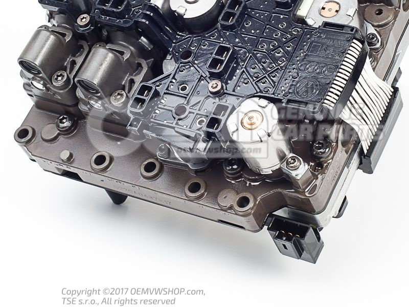 Genuine mechatronic with software for 6 speed 02E DSG Gearbox 02E325025ALZDH