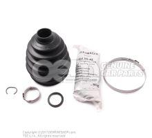 Guardapolvos artic. con piezas montaje y grasa lubricante 6Q0498203D