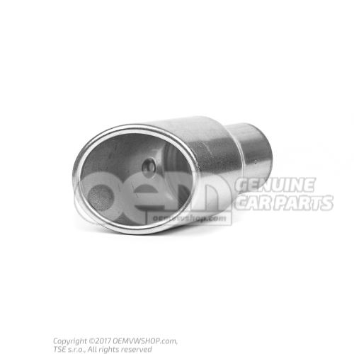 Trim for exhaust tail pipe 8K0253683J