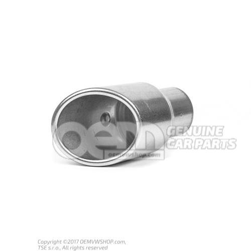 Tubo terminal de gases escape 8K0253683J