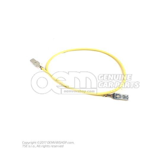 1 faisceau cable indiv. avec resp. 2 contacts en paquets de 3 pieces 'Unite de commande 3' 000979418E