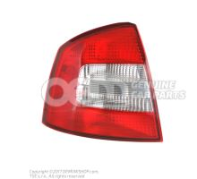 Tail light left Skoda Octavia 1Z 1Z5945111B