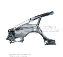 Section - Panneau lateral Audi RS5 Coupe/Sportback 8W 8W8809837A
