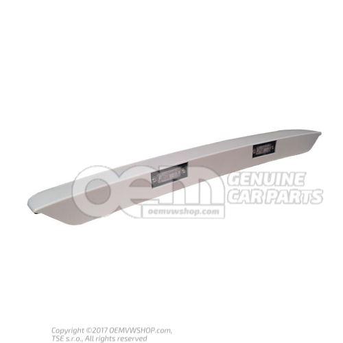 Bandeau d'eclairage poignee-moulure couche de fond 7E0827329G GRU