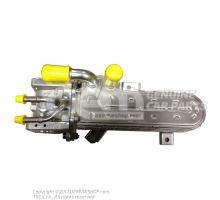 Refrigerador recirculacion de gases de escape 038131513H