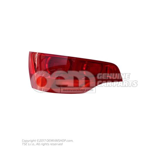 Feu arriere Audi Q7 4L 4L0945093