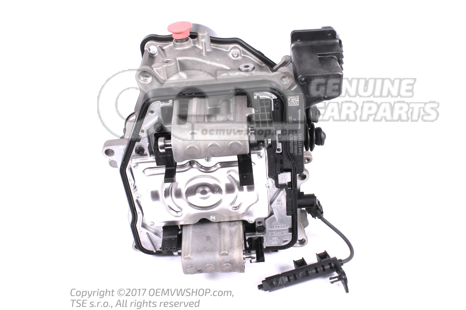 Genuine mechatronic with software for 7 speed 0AM DSG Gearbox