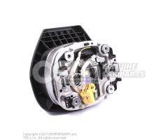 Airbag unit for steering wheel black 5J0880201E 3X1