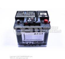 Batterie avec affichage de l'etat de charge, pleine et chargee         'ECO' JZW915105C