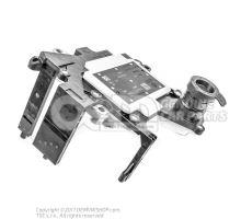 Подлинная Audi управления Блок для автоматической коробки передач с программным обеспечением