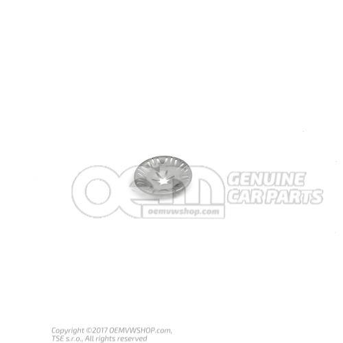 Rondelle de serrage tuyau de ventilation pour transmission integrale conduite à gauche conduite à droite ext. 6 cylindres moteur à essence 5X30 N  90796502