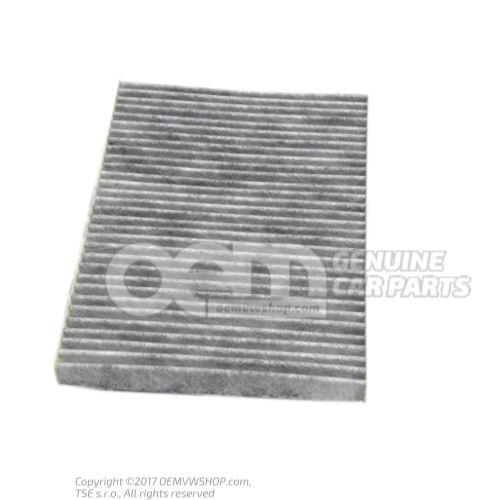 Cartucho filtro polvo y polen 1J0819644A
