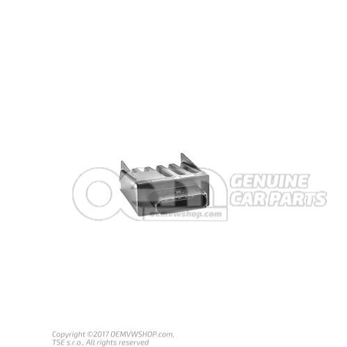 Calculateur pour pompe a carburant 3Q0906121B