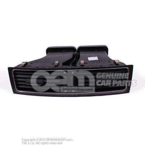 Aerateur noir/chrome brillant 3T0820951A TDZ