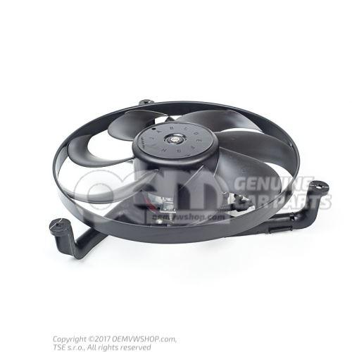 Вентилятор радиатора с вентилятором держатель 6X0959455C 1C0121206A OEM00001294
