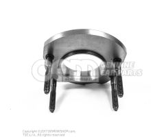 Support with taper roller bearing 02D311206B