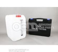 Pln. zariadenie chlad. systému VAS 6096