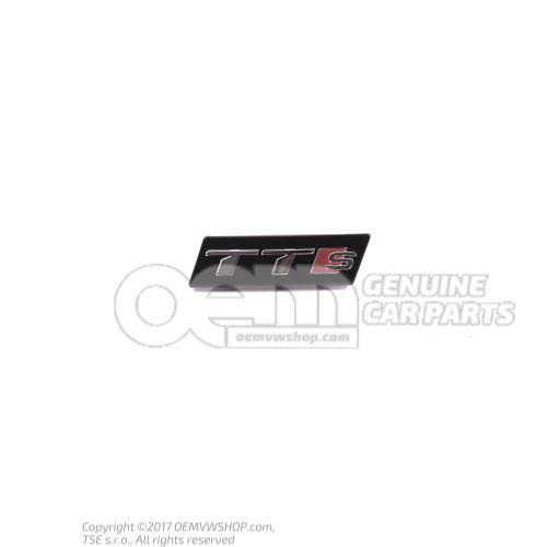 Plaquette Audi TT/TTS Coupe/Roadster 8S 8S0419685A