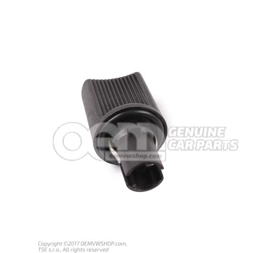 Mounting for bulb socket 7M3953124A