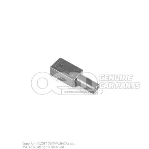 Diodo luminoso con soporte 4B0919063A