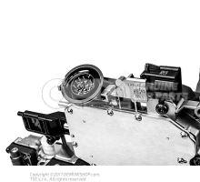Подлинная Audi mechatronic с программным обеспечением для 7 скоростей DL501 / 0B5 Коробка передач 8R2927156F