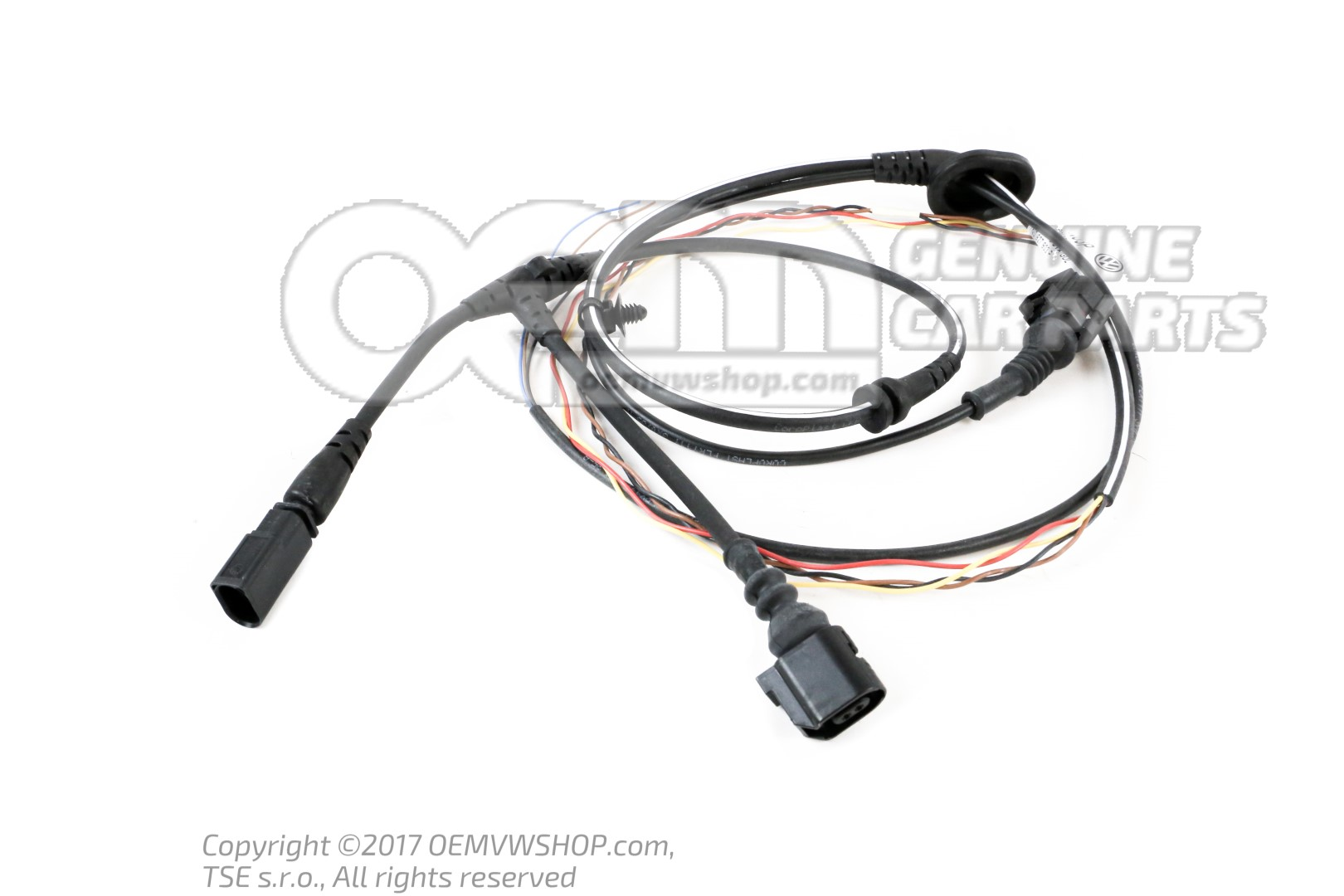 Wiring harness for speed sensor 40N09240903P