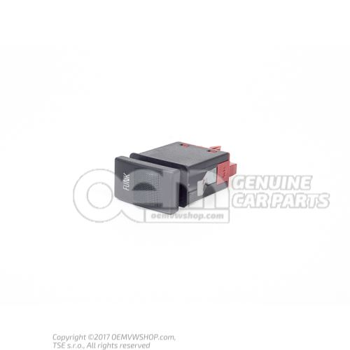 Switch for two-way radio satin black 8D0035775  01C