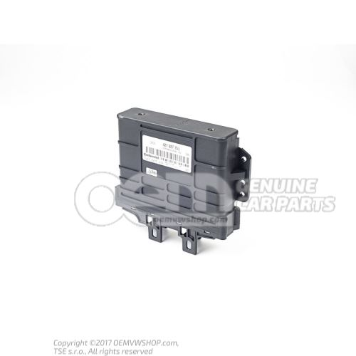 控制单元,用于行星 齿轮组巢式滚动输出机构 Audi A6 Allroad Quattro 4B 4Z7927755