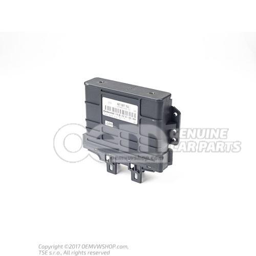 Calculateur pour second train planetaire Audi A6 Allroad Quattro 4B 4Z7927755