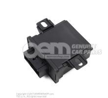 Calculateur pour eclairage de virage et reglage de la portee 5M0907357C