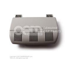 Отделение для очков серый perlgrau 1Z0868565F Y20