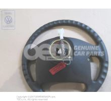 Steering wheel (leather) steering wheel black 1HM419091M 1BX