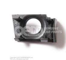 Trim for ultrasound sensor platinum grey left Audi TT/TTS Coupe/Roadster 8S 8S0919267A 1RR