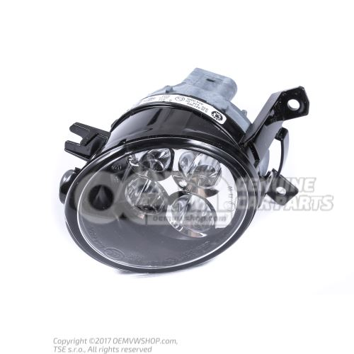 Led headlight right 5J0941068