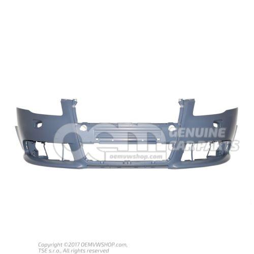 Bumper cover primed 8E0807105F GRU