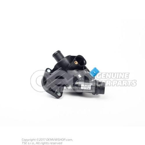 Coolant regulator 06B121111K