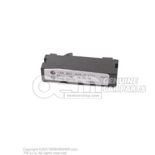 Locking mechanism onyx 1Z9867825D 47H