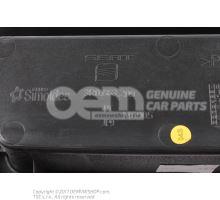 抽屉 幽灵(黑色) Seat Exeo 3R 3R0863209 6PS