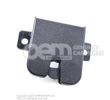 Cerradura de capo negro satinado 1J6827505C B41
